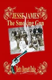 Jesse James, The Smoking Gun-book