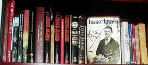 Jesse James books