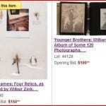 Wilbur Zink Collection auction 15