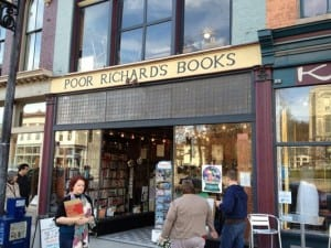 Poor Richard's Books, Frankfort, Ky.