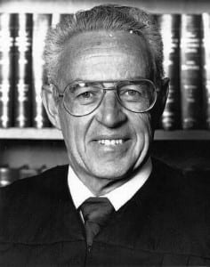 Judge James Randall Ross