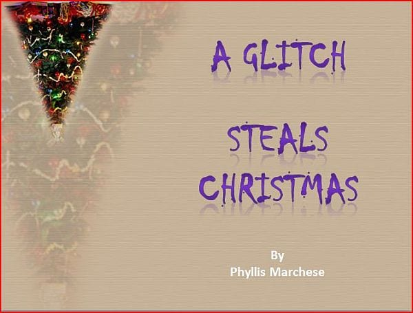 A Glitch Steals Christmas