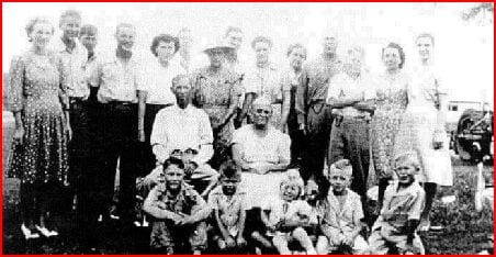 Family of Jackson Waite James
