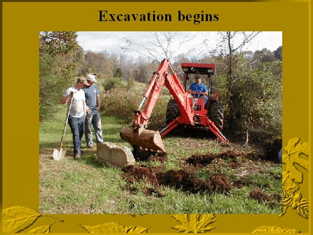 Excavation to exhume Jesse James Twins