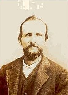 John Watts Shouse, conspirator to capture Jesse James