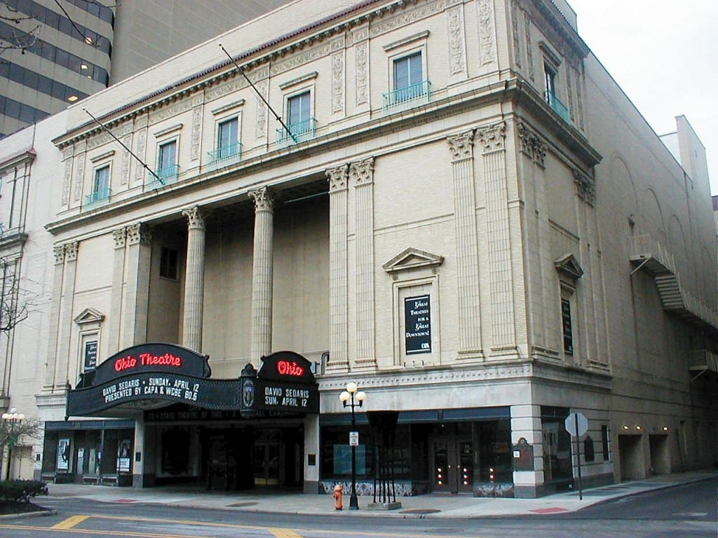 Ohio Theater, Columbus, Ohio