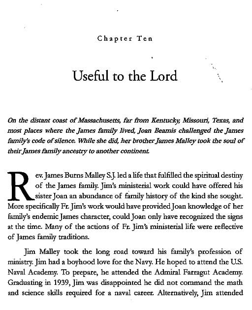 Chapter 10 preview from Jesse James Soul Liberty Vol. I