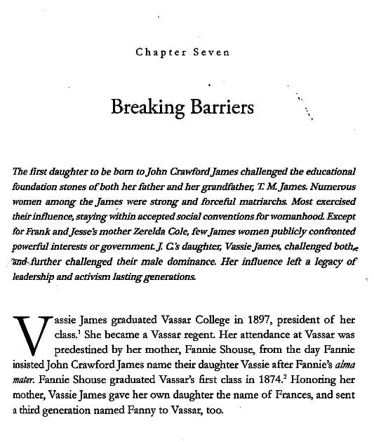 Chapter 7 preview from Jesse James Soul Liberty Vol. I