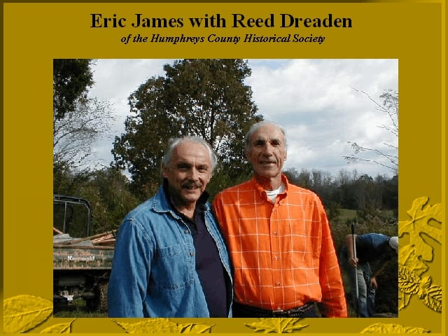 Reed Dreaden and Eric James