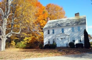 Malley Boys Farm, girlhood home of Joan Beamis