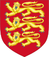 Edward II coat of arms