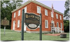 Woodford County (KY) Historical Society