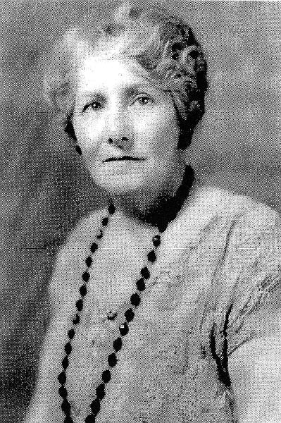 Mary Louise James, daughter of Drury Woodson James