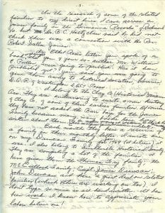 Letter of Thelma Duncan Barr to Joan Beamis, Oct. 26-27, 1970, page 3