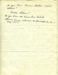 Letter of Thelma Duncan Barr to Joan Beamis, Oct. 26-27, 1970, page 7
