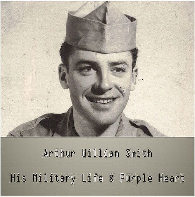 Arthur William Smith-Purple Heart