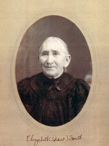 Elizabeth Shaw-Smith