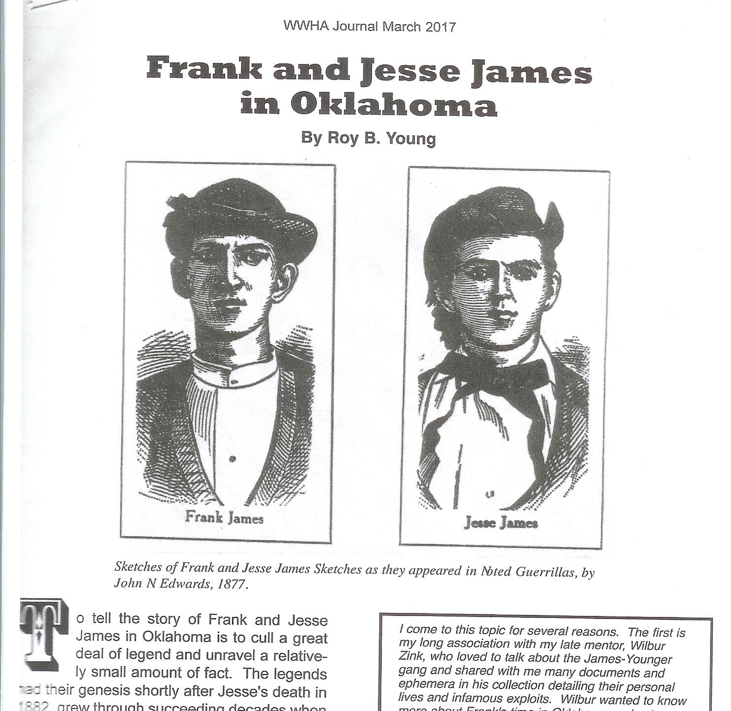 Frank and Jesse James-OK