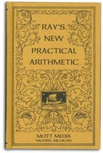 Ray's New Practical Arithmatic