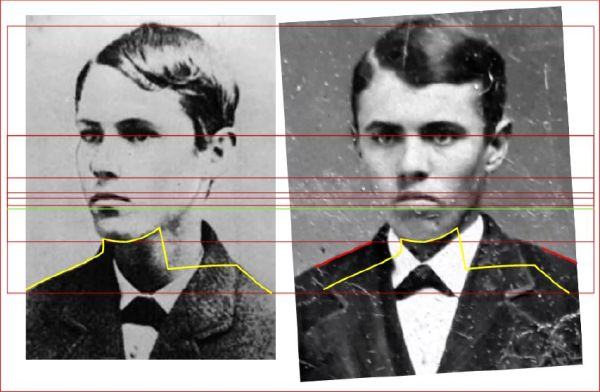 Bampton-Analysis of Purported Photograph of Jesse James-Plate 5