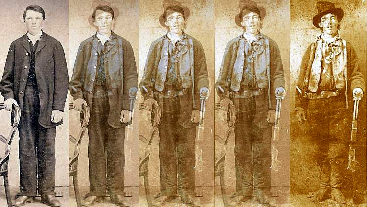 Billy the Kid by Lois Gibson