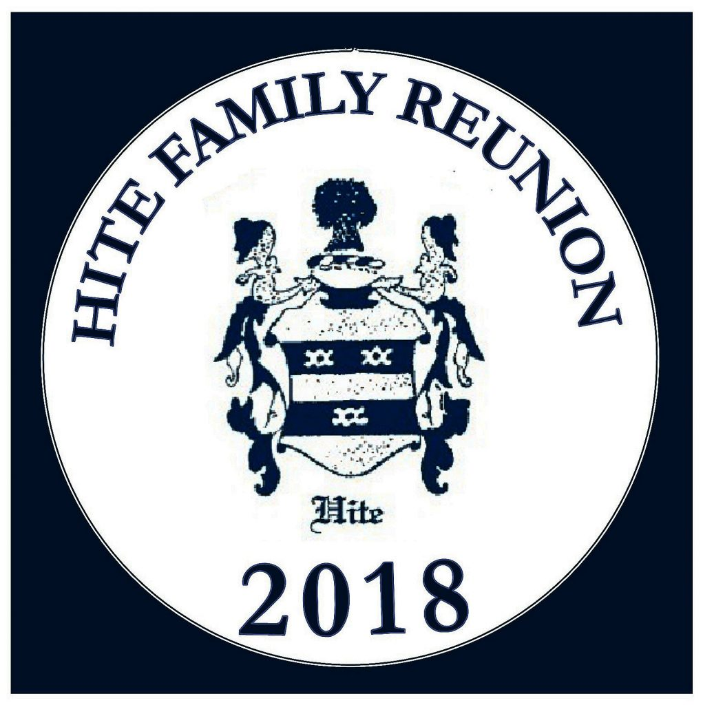 Hite Family Reunion 2018-logo