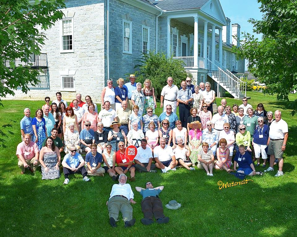 Hite Family at Belle Grove Plantation
