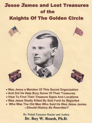 Jesse James and Lost Treasures