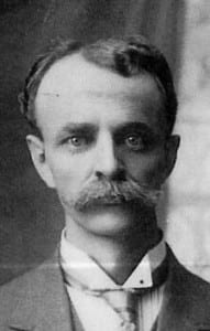William Paschal Thurmond 1869-1952. First cousin of Clell Miller of the James Gang.