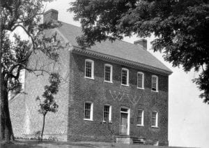 William Whitley mansion