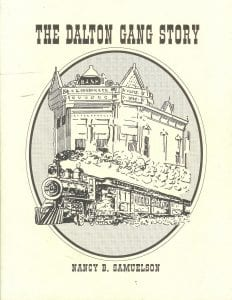 The Dalton Gang Story book