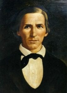 Robert Sallee James, cousin of John Oliver James