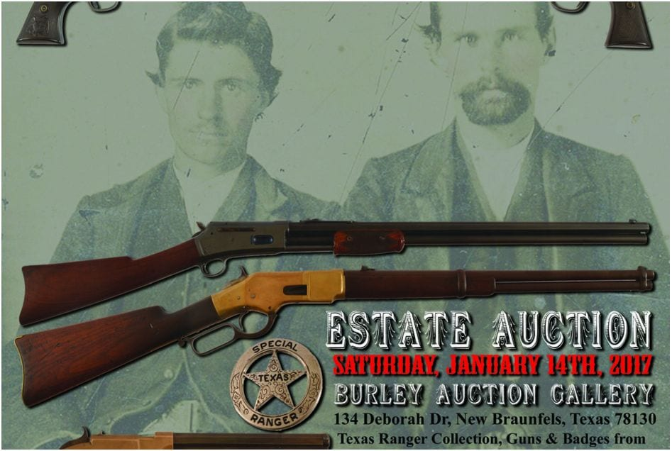 Burley Auction Gallery ad