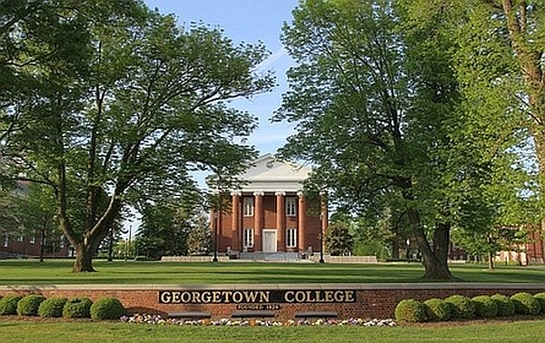 Georgetown College, Scott Co. KY