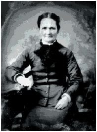 Mary Harriet James