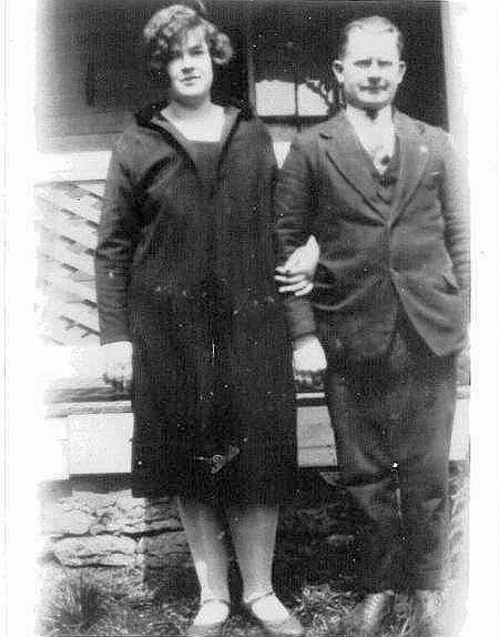 Stanley D. Smith & Geneva Josephine Curry