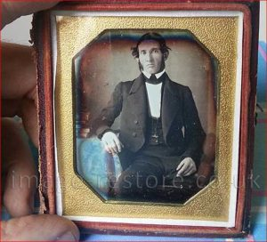 Fake image claimed to be Abraham Lincoln