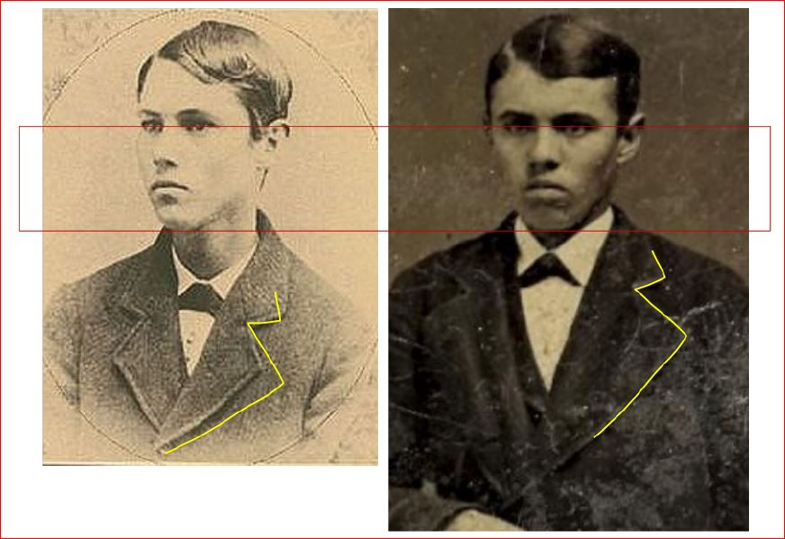Bampton-Analysis of Purported Photograph of Jesse James-Plate 6
