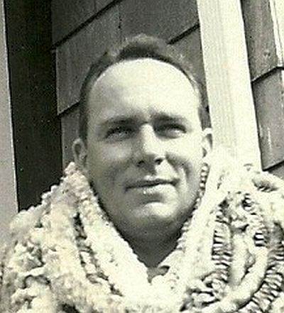 Wyatt Leon James, survivor of Pearl Harbor