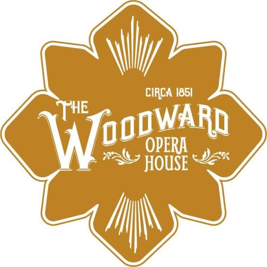 Woodward Opera House-logo