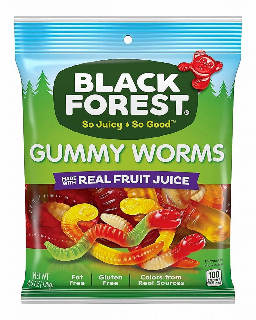 Boggs gummy worms