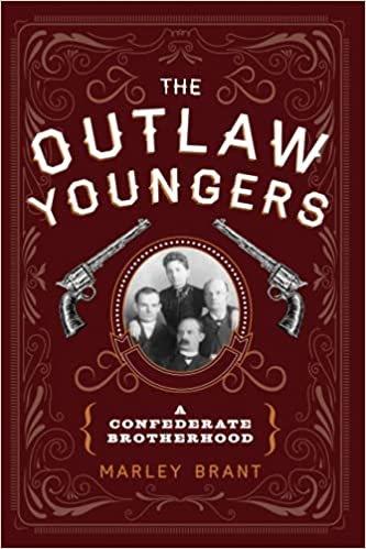 Outlaw Youngers book cover